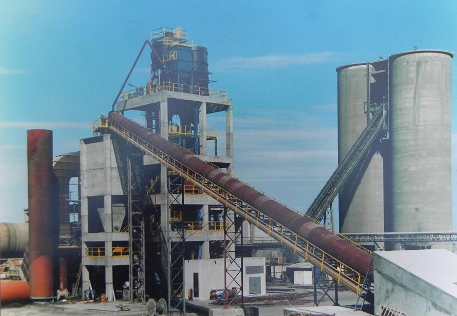 CORCEMAR S.A. – Planta Mendoza Montaje Electromecánico molienda de carbón – Vista General