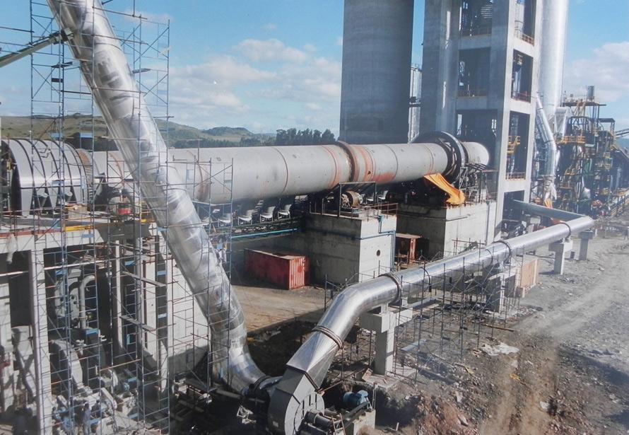 Compañia Uruguaya de Cemento Portland – Desempolvado enfriador de Clinker