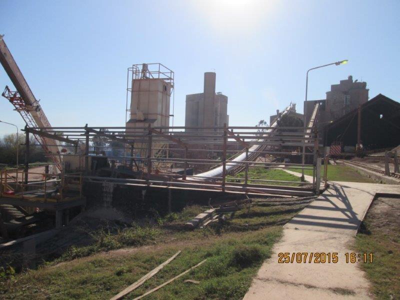 HOLCIM de Argentina S.A. – Planta Puesto Viejo – Pcia. de Jujuy